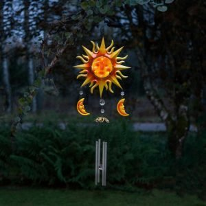 Star Trading Solc Vind Flöjel Sol Aurinkokennovalaisin Hopea
