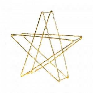 Star Trading Super Valotähti Messinkiä