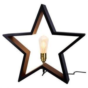 Star Trading Tähti Lysekil 52cm Musta