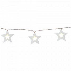 Star Trading Tähti Valoköynnös Valkoinen