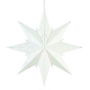 Star Trading Tähtivalaisin Valkoinen