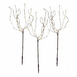 Star Trading Tobby Träd 3x90cm Led B Koristevalaisin Ruskea