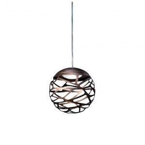 Studio Italia Design Kelly Cluster Sphere Riippuvalaisin Kupari / Pronssi