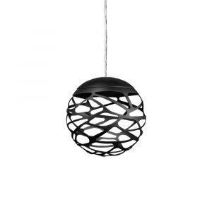 Studio Italia Design Kelly Cluster Sphere Riippuvalaisin Musta