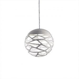 Studio Italia Design Kelly Cluster Sphere Riippuvalaisin Valkoinen