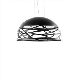 Studio Italia Design Kelly So1 Riippuvalaisin Ø50 Musta