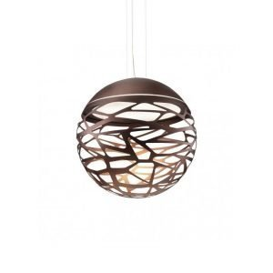 Studio Italia Design Kelly So2 Small Sphere Riippuvalaisin Pronssi