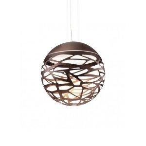 Studio Italia Design Kelly So2 Small Sphere Riippuvalaisin Pronssi