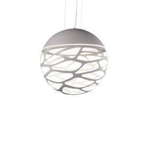Studio Italia Design Kelly So2 Small Sphere Riippuvalaisin Valkoinen