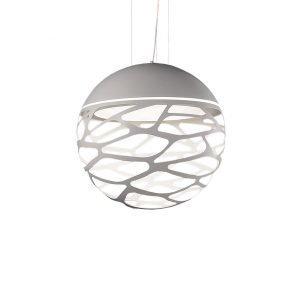 Studio Italia Design Kelly So3 Medium Sphere Riippuvalaisin Valkoinen