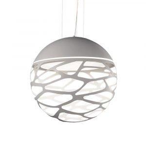 Studio Italia Design Kelly So4 Large Sphere Riippuvalaisin Valkoinen