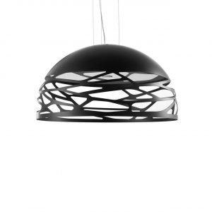 Studio Italia Design Kelly So5 Riippuvalaisin Ø60 Musta