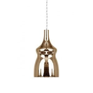 Studio Italia Design Nostalgia Suspension So1 Riippuvalaisin Rose Gold