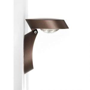 Studio Italia Design Pin-Up Led Seinävalaisin Pronssi