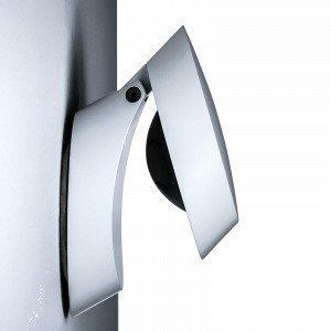 Studio Italia Design Pin-Up Led Seinävalaisin Valkoinen