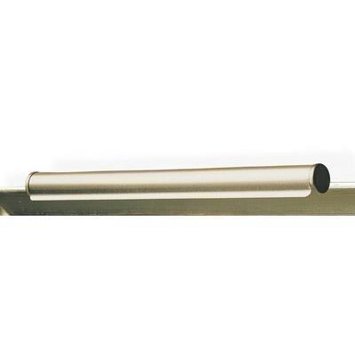 Tauluvalaisin Monalisa 350x30x30 mm oksidi