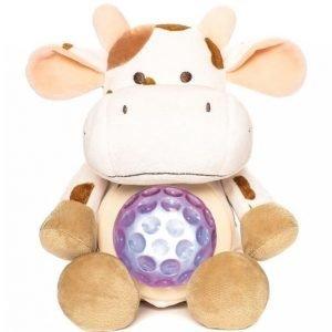Teddykompaniet Diinglisar Lehmä Yövalo 23 Cm