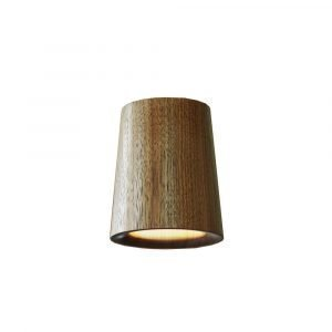 Terence Woodgate Solid Downlight Cone Alasvalo Walnut