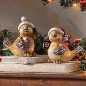 Tewa Joulukoriste 2-Pakkaus Monivärinen