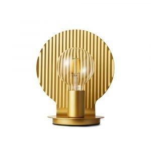 Tivoli By Normann Copenhagen Plate Pöytävalaisin Gold