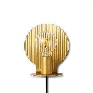 Tivoli By Normann Copenhagen Plate Seinävalaisin Gold