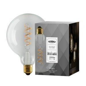 Tivoli Lights Lamppu 4w 180lm Vintage Color Himmennettävissä Ø125 E27