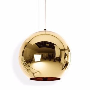 Tom Dixon Copper Shade Kattovalaisin 45 Cm