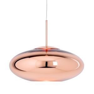 Tom Dixon Copper Wide Kattovalaisin Kupari