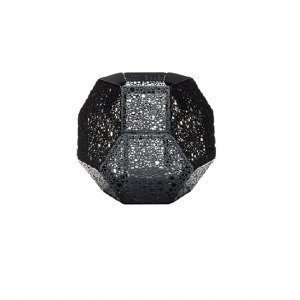 Tom Dixon Etch Tea Light Holder Kynttiläkippo Black