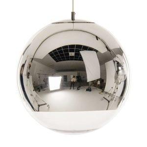 Tom Dixon Mirror Ball Riippuvalaisin 40 Cm
