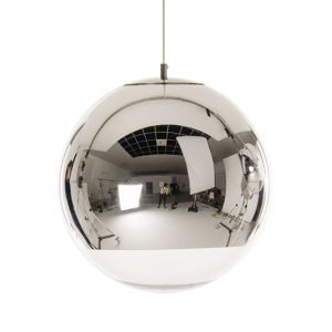 Tom Dixon Mirror Mini Ball Riippuvalaisin 25 Cm
