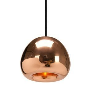 Tom Dixon Void Mini Kattovalaisin Kupari