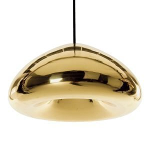 Tom Dixon Void Riippuvalaisin Messinki