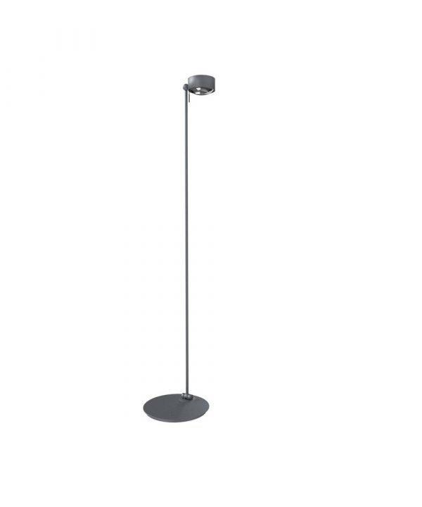 Top Light Puk Maxx Mini Lattiavalaisin Matta Kromi