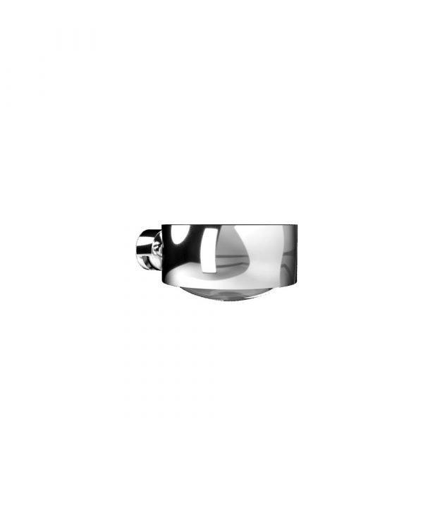 Top Light Puk Maxx Mirror Fix Led Peilivalaisin Kromi