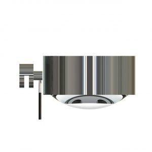 Top Light Puk Maxx Mirror Fix Seinävalaisin Halogeeni Kromi