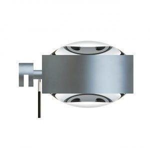 Top Light Puk Maxx Seinävalaisin Halogeeni Lens + Lens Matta Kromi