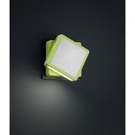 Trio Foxi yövalo LED 2 W vihreä (25751)