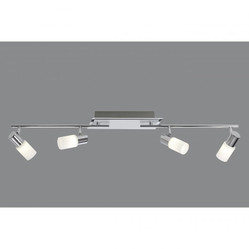 Trio LED-Spottivalaisin (alumiini
