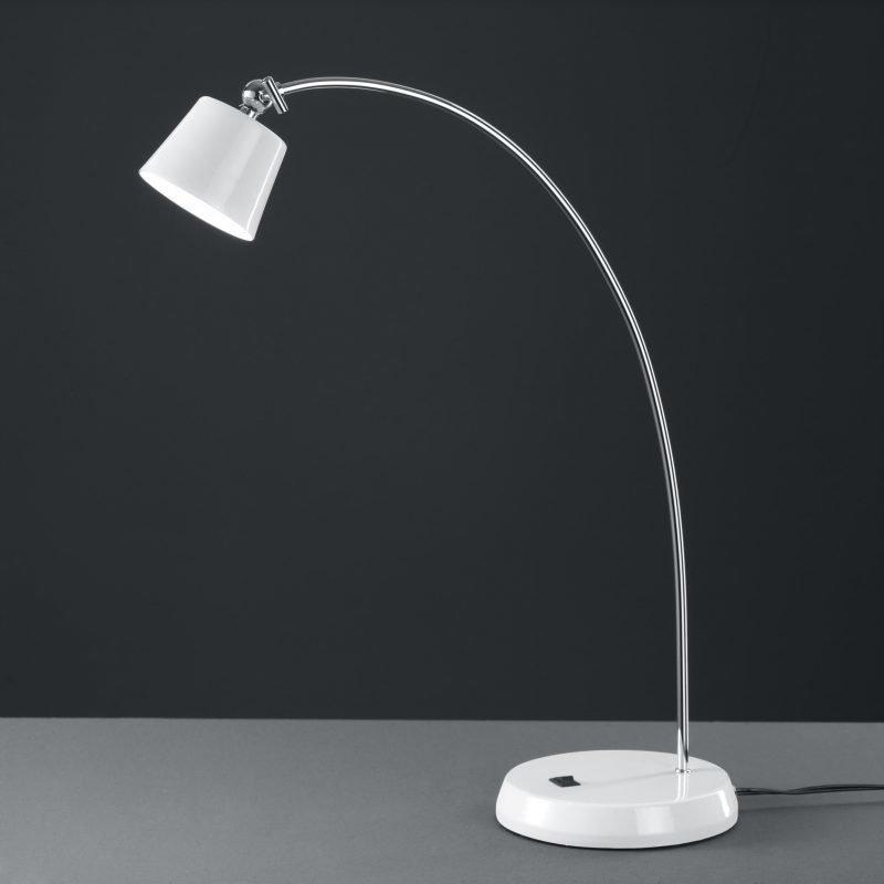 Trio LED-pöytävalaisin 340 mm (valkoinen)