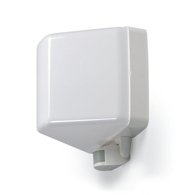 Tunnistinvalaisin AVR71.4 60W E27 PIR 257x225x193 mm valkoinen