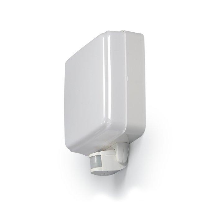 Tunnistinvalaisin AVR72.1184E 18W TC-L/2G11 PIR 257x225x95 mm valkoinen