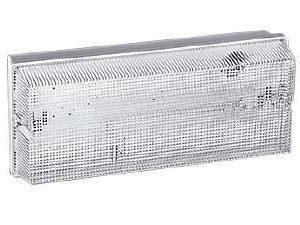 Turvavalaisin M-W8/3NM-108 sis. lampun