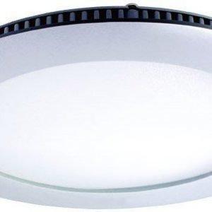 Upotettava valaisin FocusLight Slim LED 15W 230V 3000K 900lm IP20 Ø 180mm valkoinen