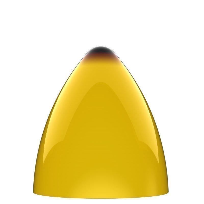 Valaisinkupu Funk 22 Ø 220x240 mm keltainen