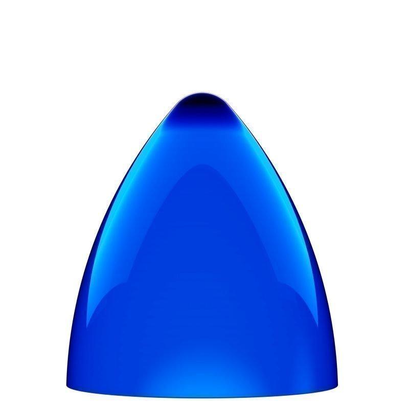 Valaisinkupu Funk 22 Ø 220x240 mm sininen