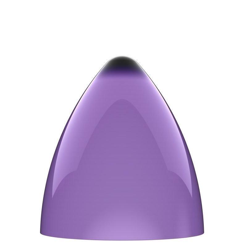 Valaisinkupu Funk 22 Ø 220x240 mm violetti