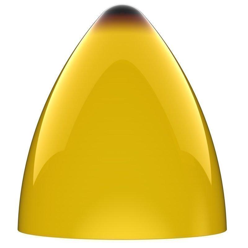Valaisinkupu Funk 27 Ø 270x300 mm keltainen