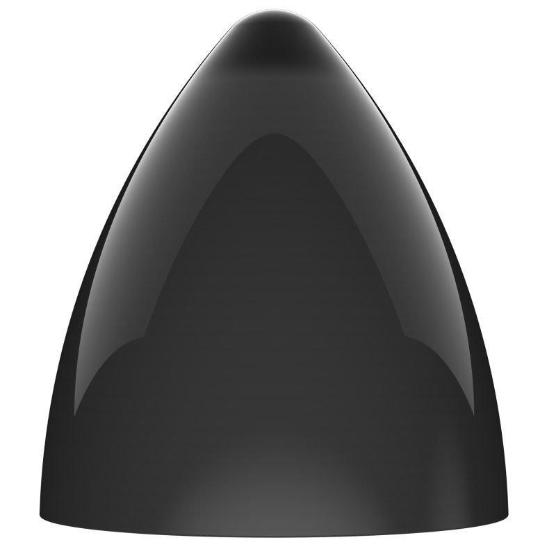 Valaisinkupu Funk 27 Ø 270x300 mm musta