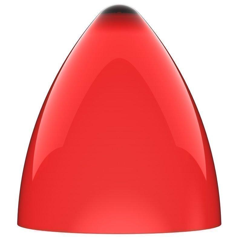 Valaisinkupu Funk 27 Ø 270x300 mm punainen